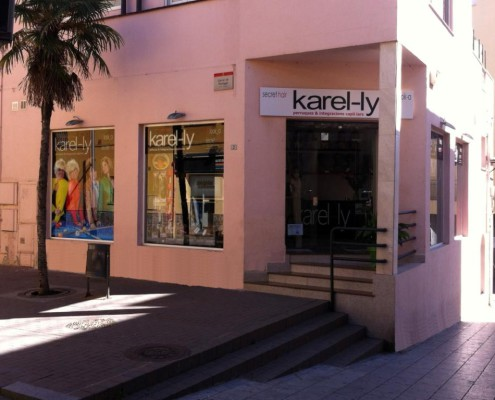 Karel-ly, integracions capilars